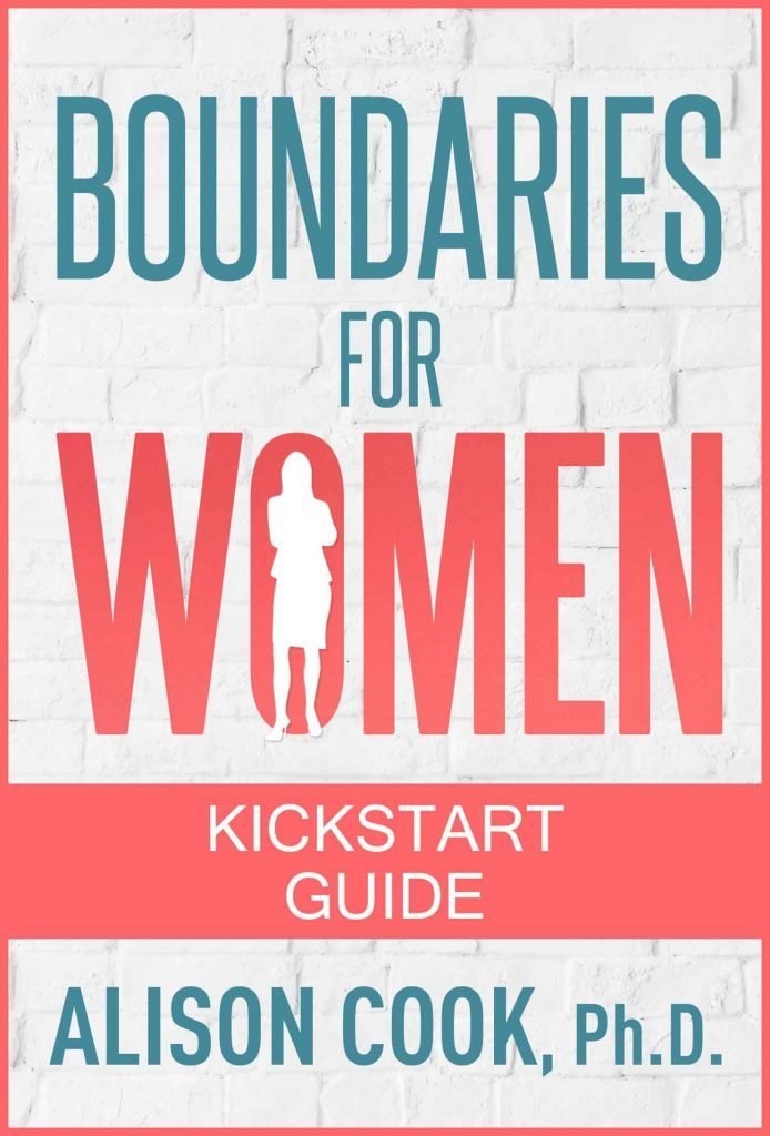 Boundaries for Women eBook